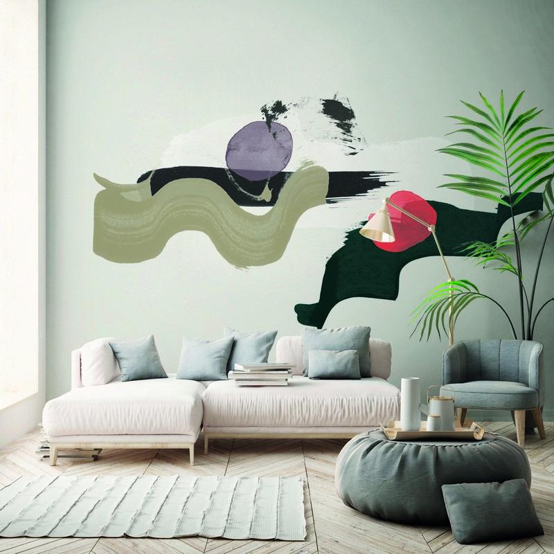 Fotowand Wonder by Leemo afm. 400cm x 270cm hoog