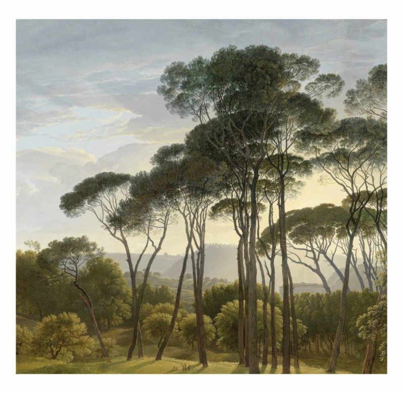Kek Wonderwalls Golden Landscapes WP-384