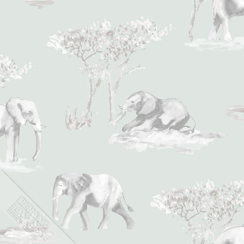 Behangexpresse Thomas - 27147 olifanten