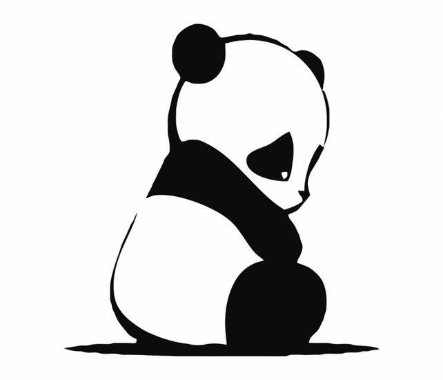Noordwand Fabulous World 8001 Baby Panda fotobehang