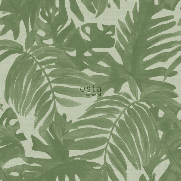 Esta Jungle Fever 151-138990 tropische bladeren