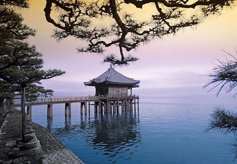 Fotobehang Idealdecor 00288 Zen
