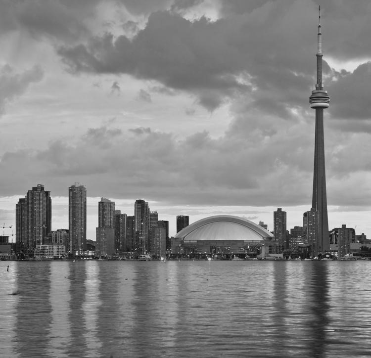 Fotobehang City Love CL10B Toronto