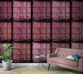 Fotobehang Wall Design 47216