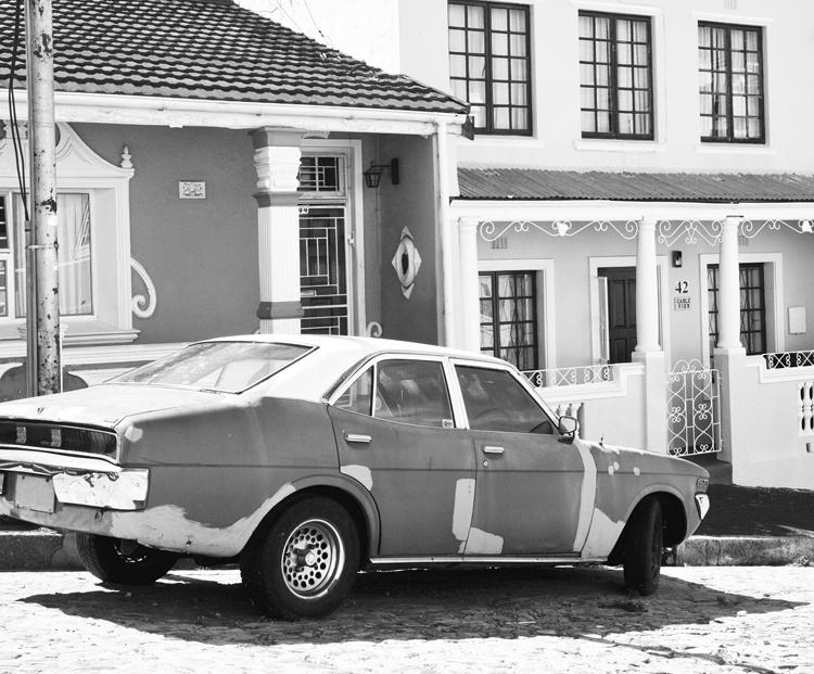 Fotobehang City Love CL50B Cape Town