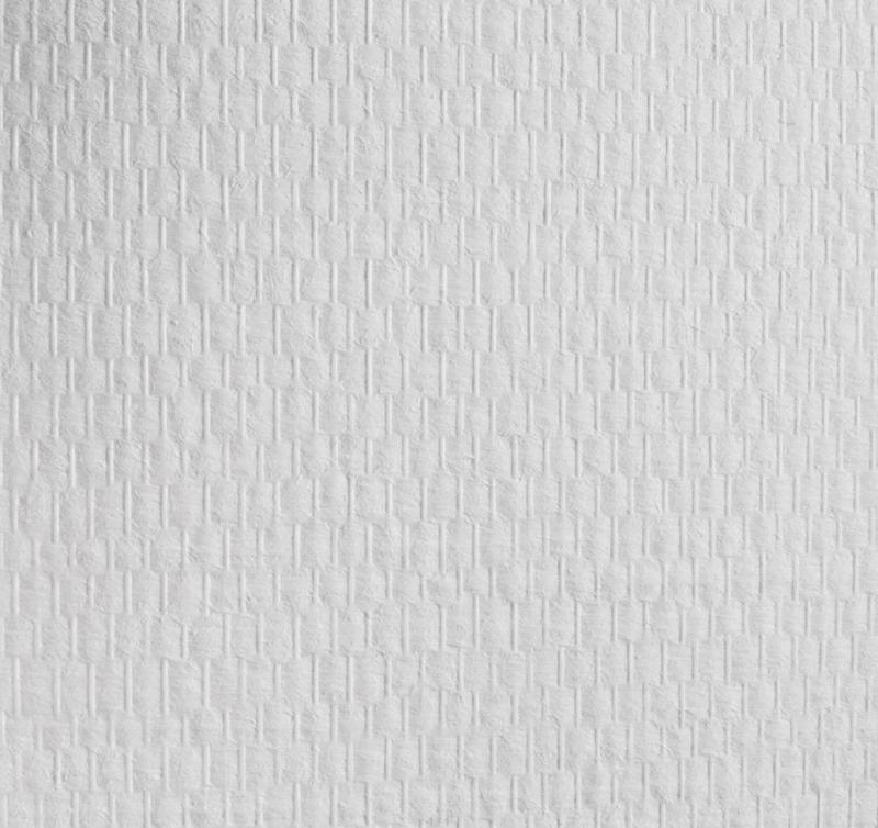 Glasweefselbehang geimpregneerd 25.0mtr motief fijne ruit 81502-L