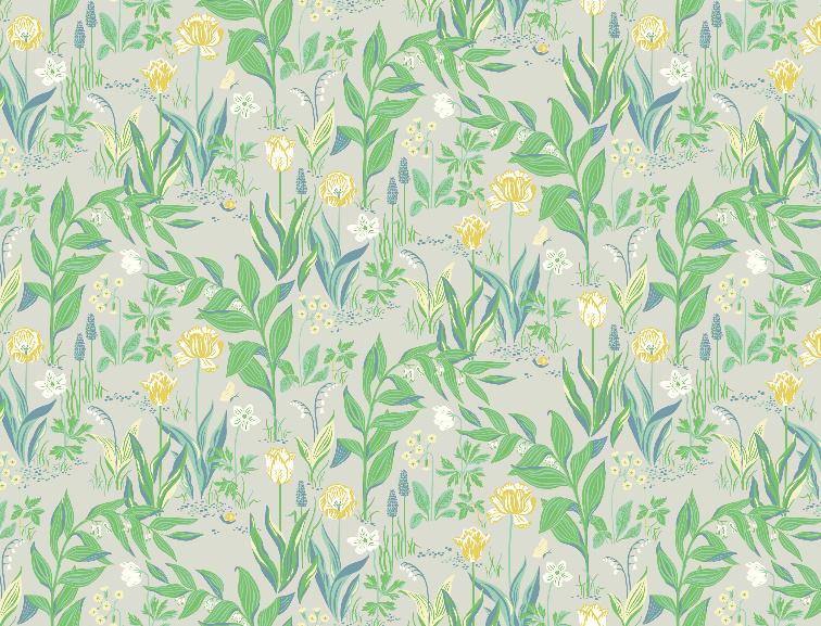 Behang Boras Tapeter- In bloom 7220
