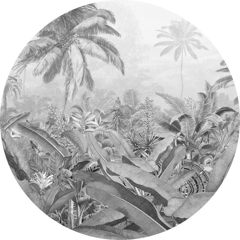 Komar D1-055 Amazonia Spirit behangcirkel zelfklevend 125cm