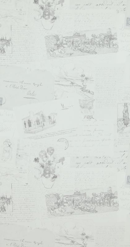 behang BN Wallcoverings Van Gogh 17201