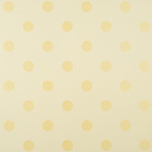 Eijffinger Pip Studio behang  386052 Dots Geel