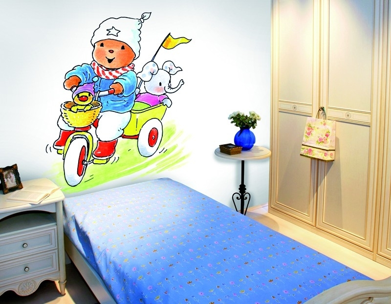 Sweet Collection by Monica Maas - Bobbi on his Tricycle art. 5071