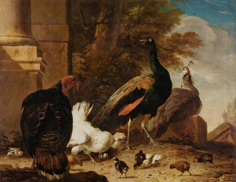 Dutch Painted Memories 8043 Farm Animals