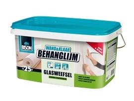 Bison Wand&Klaar 5.0kg glasweefsel