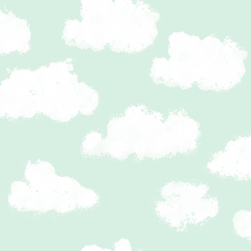 Puck & Rose 27111 Wolken