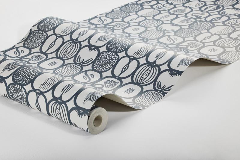 Boras Tapeter Scandinavian Designers 1973