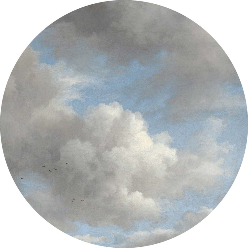 Kek Wonderwalls behangcirkel Golden Age Clouds CK-007
