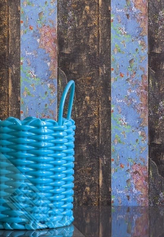 Fotobehang Wallpaper Queen ML209 sloophout