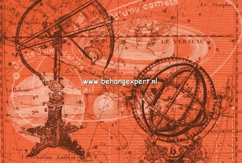 Fotobehang AP Digital 470017 Planet