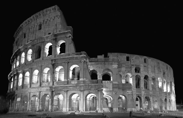Fotobehang City Love CL35B Rome Colosseum