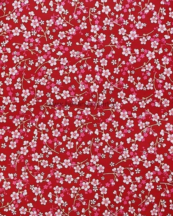 Eijffinger Pip Studio behang 313027 Cherry Blossom Rood