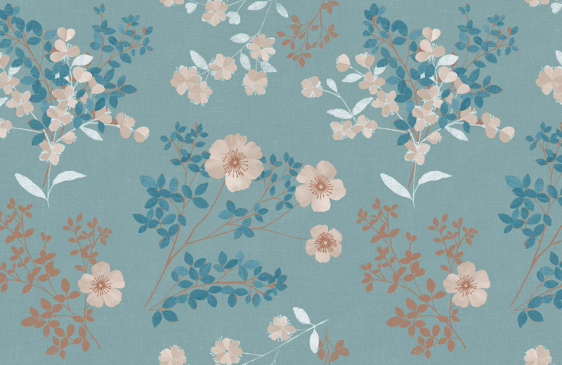 Behang Boras Tapeter- In bloom 7232