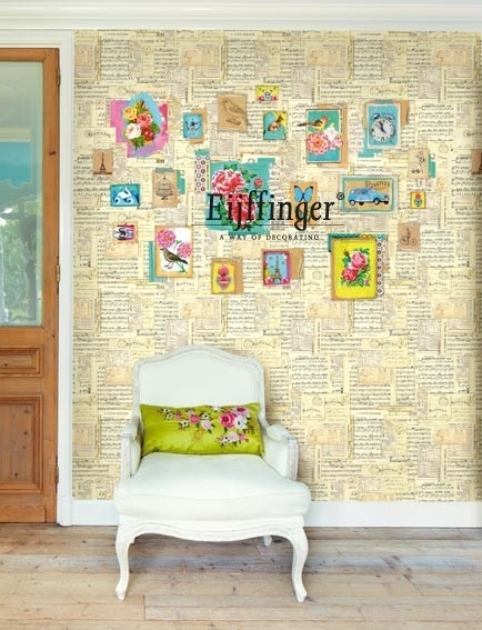Eijffinger Pip Studio Wallpower 313102 Sing Along
