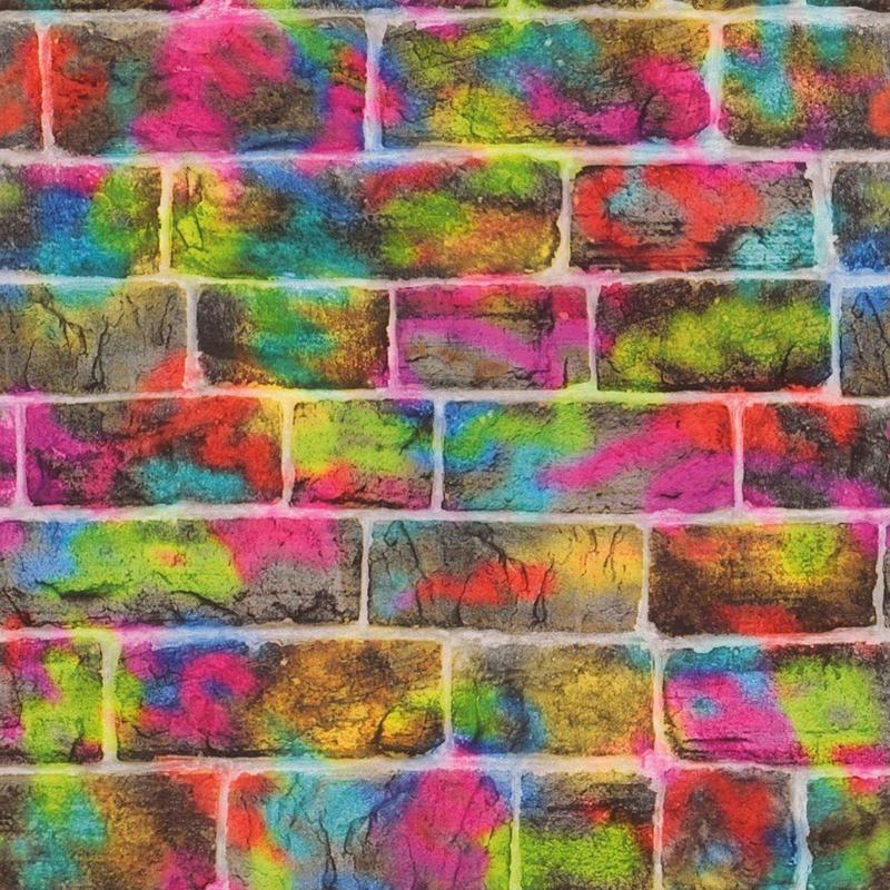 Behang Rasch Kids & Teens || 291407 graffiti