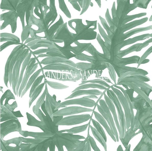 Behang Sanders & Sanders Trends&More 935265 botanisch
