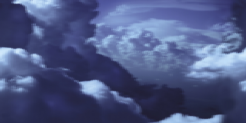 Inkiostro Bianco Nube -02 By Alessandro La Spada