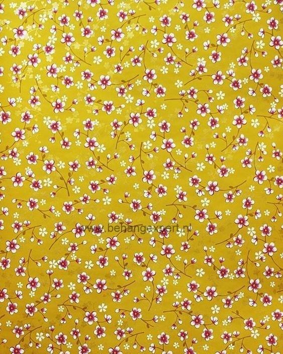 Eijffinger Pip Studio behang 313020 Cherry Blossom Geel