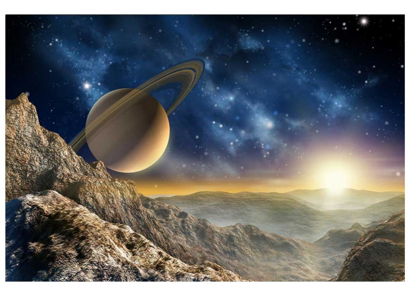 Fotobehang Spacescape