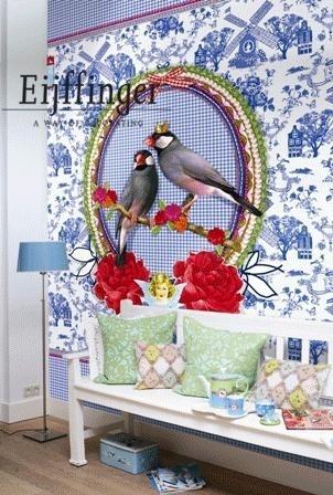Eijffinger Pip Studio behang  386104 Royal couple