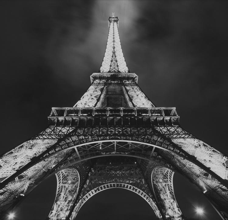 Fotobehang City Love CL05B Eiffeltoren