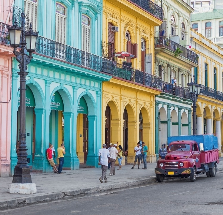 Fotobehang City Love CL76A Havana