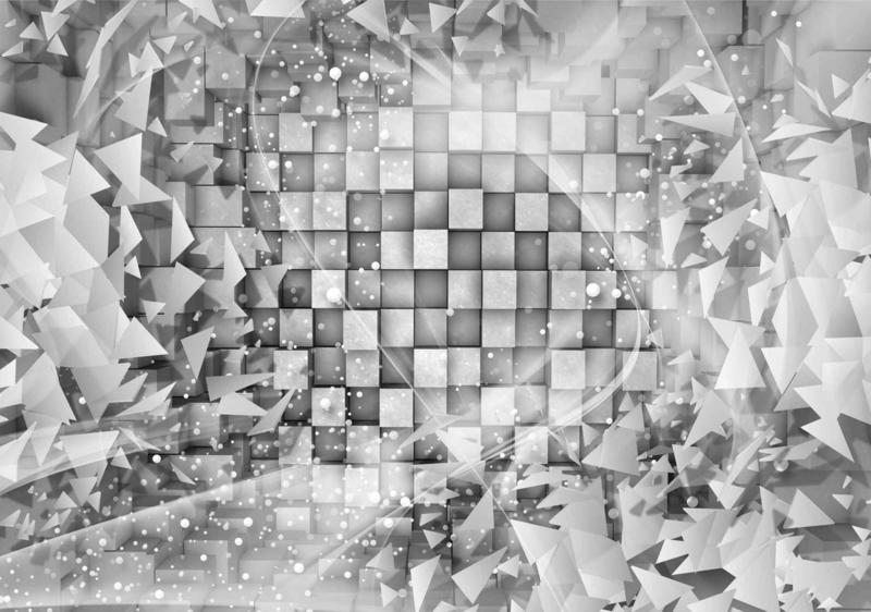 Fotobehang Abstract