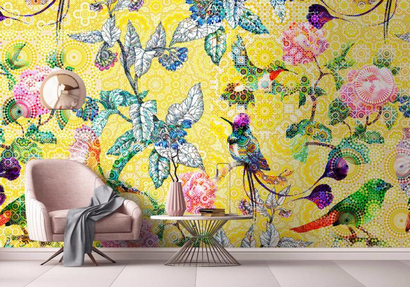 Living Walls by patel fotobehang DD110202