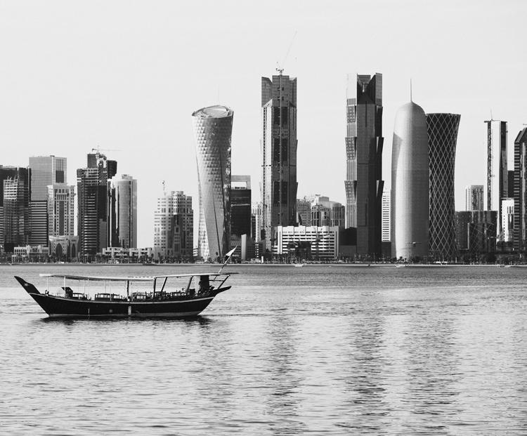 Fotobehang City Love CL74B Doha