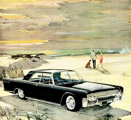 Evolution fotobehang 1033 Lincoln