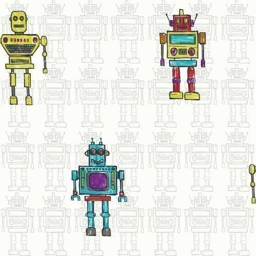 Robotbehang 534002