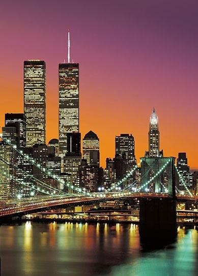 Fotobehang Idealdecor 00389 New York City