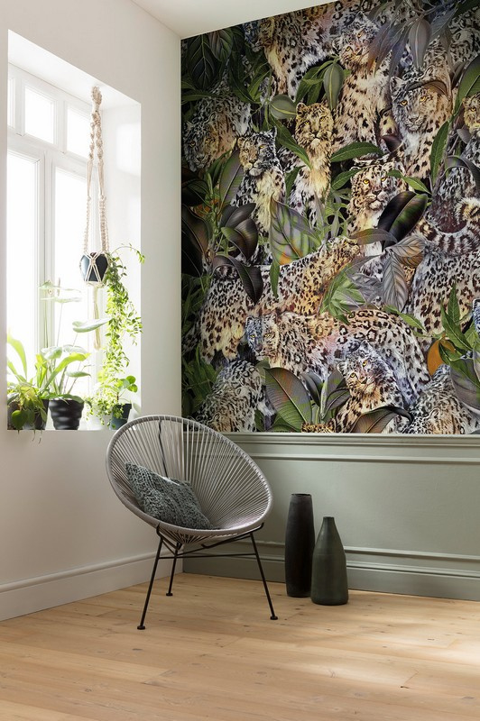 Komar X4-1046 Wild Cats 200 x250cm