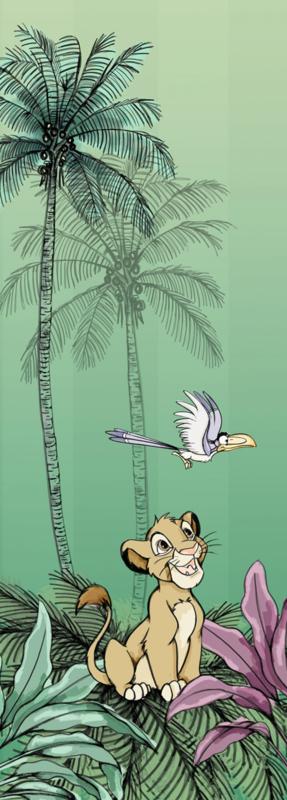 Komar fotobehang DX2-019 Jungle Simba