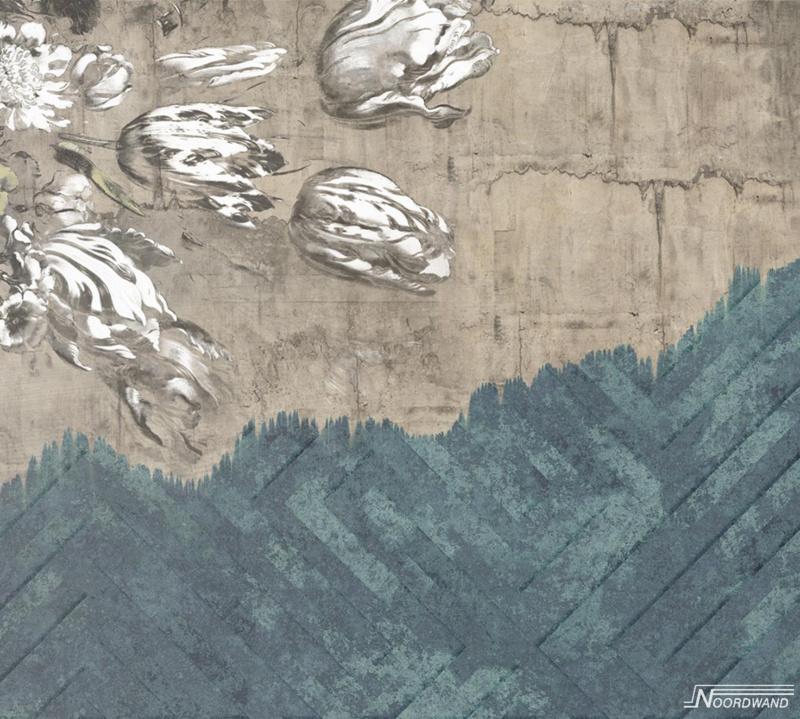 Vanilla Lime wallpapers Murals 014116
