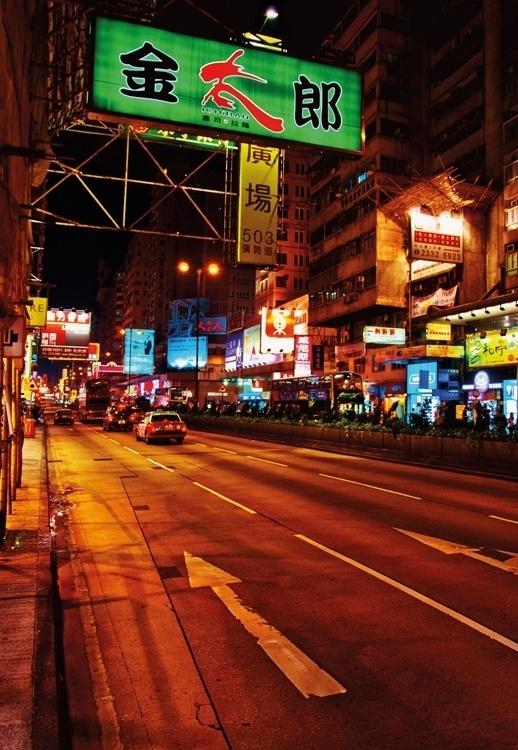 Fotobehang City Love CL85A Tokyo