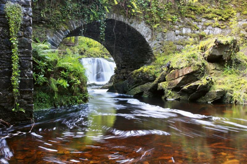 Fotobehang Ierland