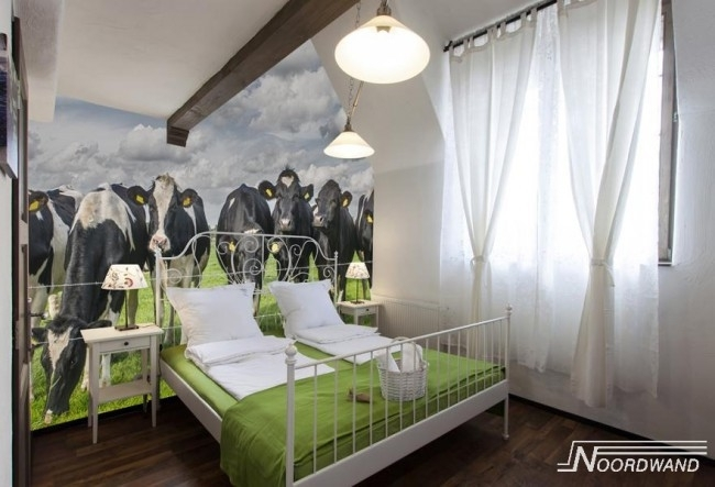 Fotobehang Noordwand Farm life 3750008 Dutch Cows
