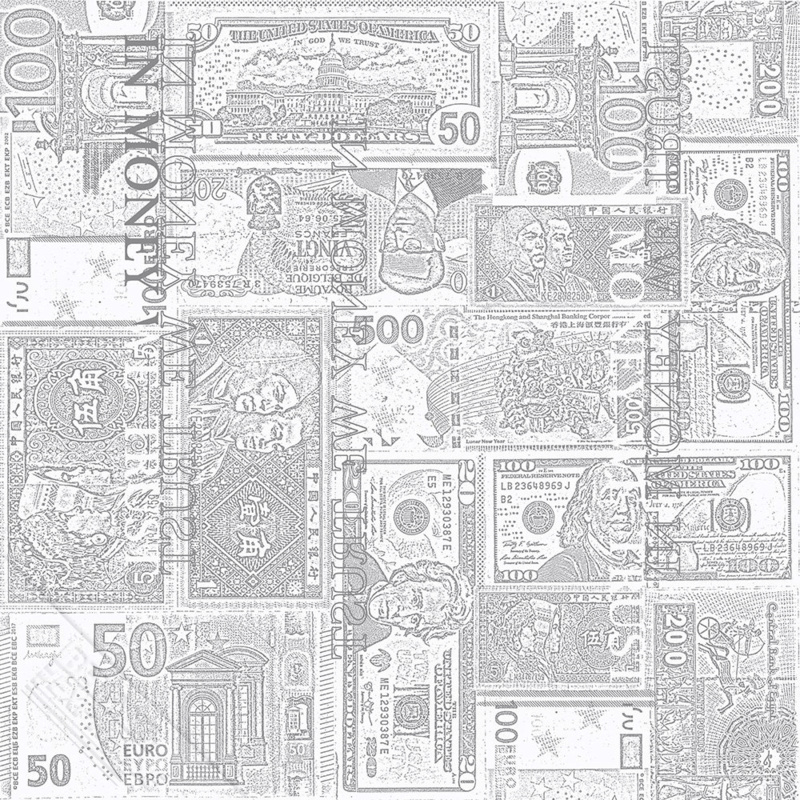 Behangexpresse Thomas - 27158 bankbiljetten
