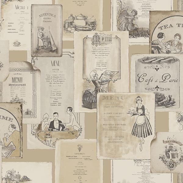 Galerie Kitchen Recipes G12285 menukaart