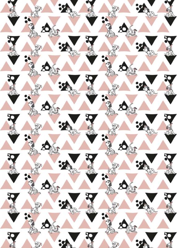 Komar fotobehang DX4-004 101 Dalmatiner Angel