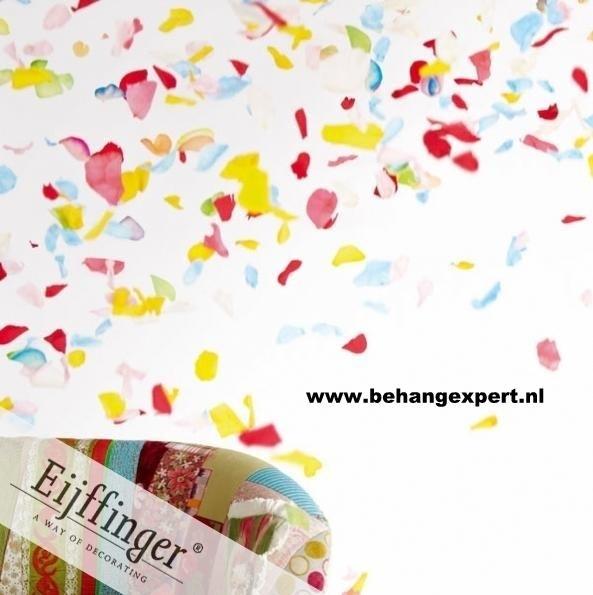 Eijffinger Wallpower Wonders Confetti of Colours 321533